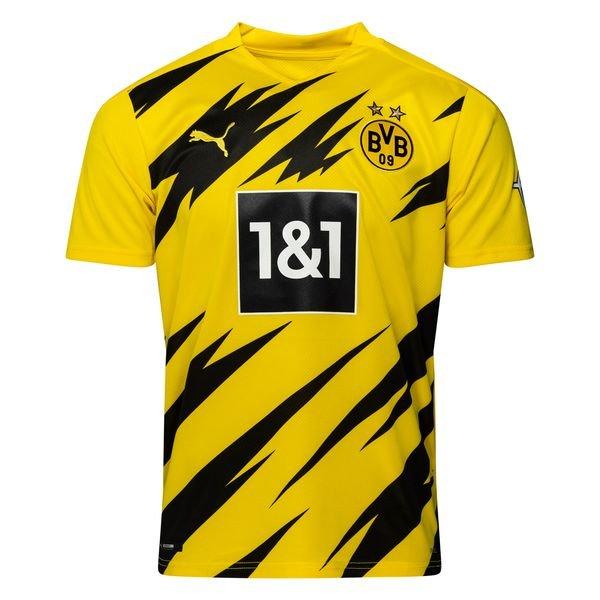 Боруссия Дортмунд домашняя форма 2020-2021
