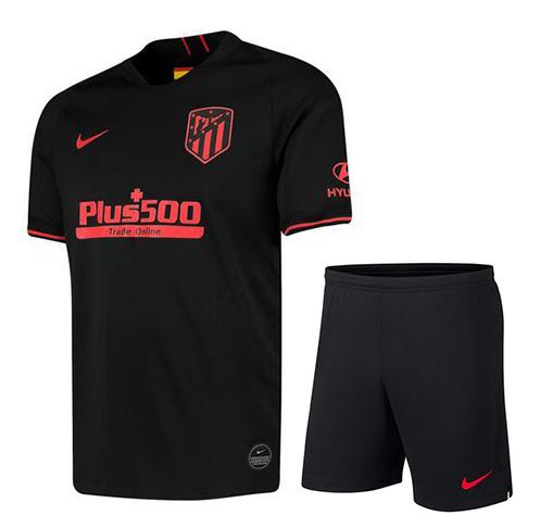 Атлетико Мадрид (Atletico Madrid) гостевая форма сезон 2019-2020