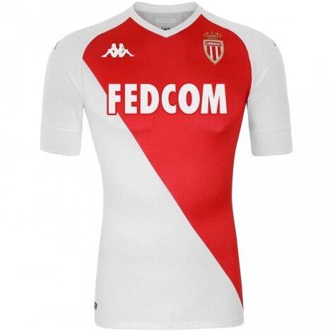 Детская форма Монако домашняя сезон 2020-2021 Головин 17